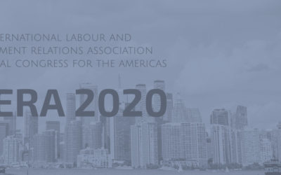 10th ILERA Regional Congress for the Americas, Online Conference, 24-27 June 2020